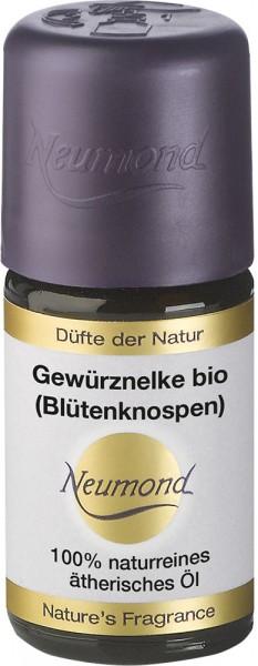 Gewürznelke (Blütenknospen) bio - ätherisches Öl - 5ml