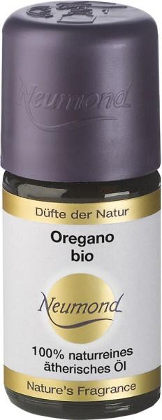 Oregano bio - ätherisches Öl - 5ml
