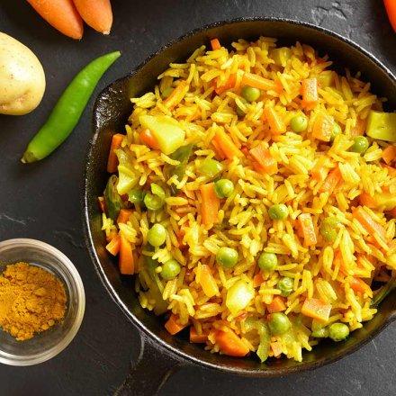 Süsskartoffel Curry - schnell und einfach zubereitet
