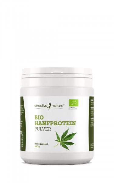 Hanfprotein Pulver - Bio