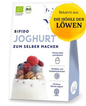 Bifido-Joghurt zum Selbermachen