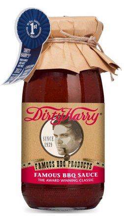 BBQ-Sauce - Dirty Harry - Bio - 250ml