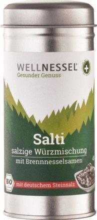 Brennnesselsamen-Würzmischung Salzig (Salti) - Bio - 40g