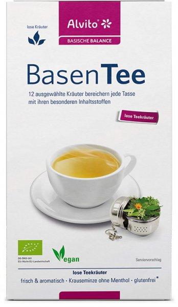 Basischer Kräutertee - Bio - lose - 100g