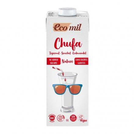 Erdmandel Drink ohne Zuckerzusatz - EcoMil - Bio - 1000ml