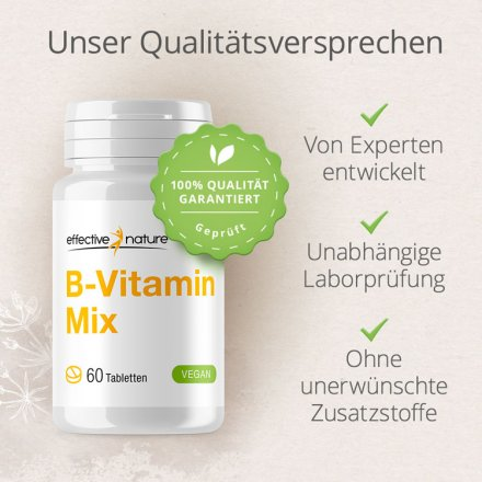 Vitamin-B-Mix - 60 Tabletten