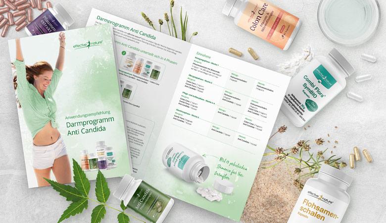 Darmprogramm Anti Candida von effective nature