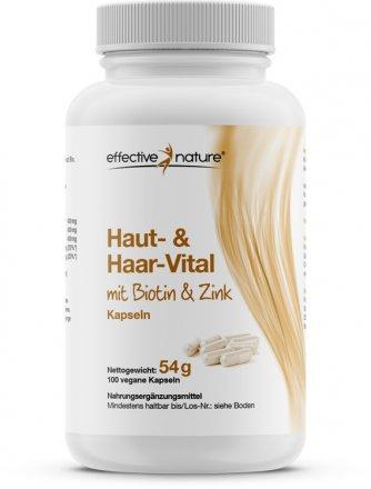Haut- und Haar-Vital - 100 Kapseln
