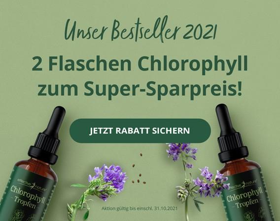 Chlorophyll-Rabatt