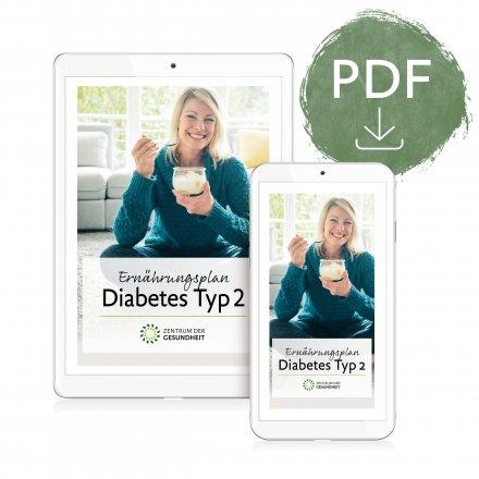Ernährungsplan bei Diabetes