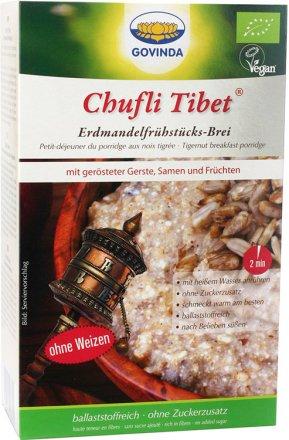 Erdmandelfrühstück Chufli Tibet - Bio - 500g