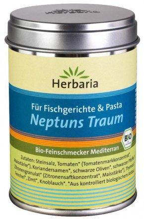 Neptuns Traum - das ideale Gewürz für Fisch & Pasta