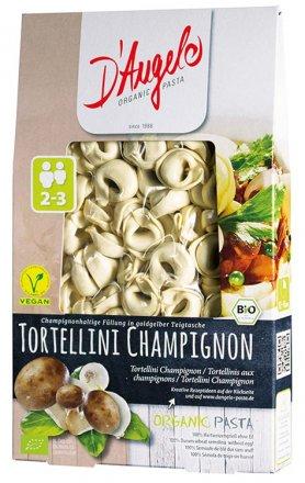 Tortellini Champignon - D'Angelo - Bio - 250g
