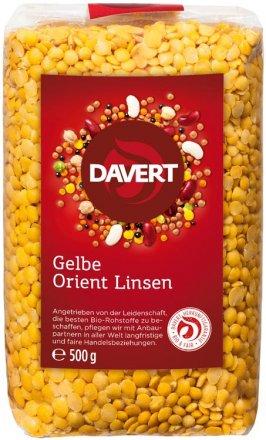 Gelbe Orient Linsen - schnell & einfach zubereitet