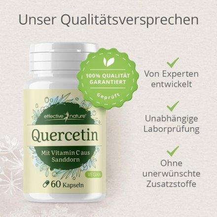 Quercetin-Kapseln