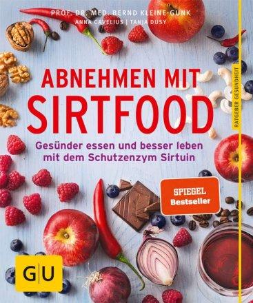 Abnehmen mit Sirtfood – Prof. Dr. med. Kleine-Gunk - Buch