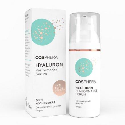 Sparpaket Hyaluron Serum und Creme