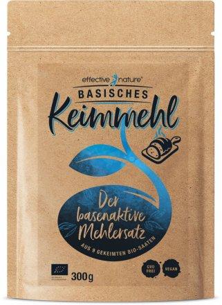 Basisches Keimmehl