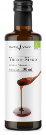 Yacon Syrup in Organic Quality