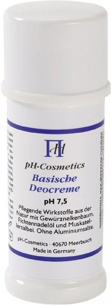 Basische Deocreme - pH 7,5 - 40ml
