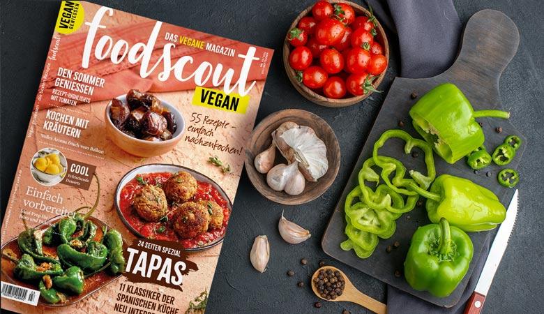 Foodscout - das neue Rezept-Magazin: Ausgabe 7