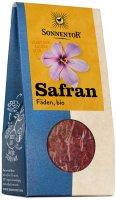 Ganze Safran-Fäden - in Bio-Qualität