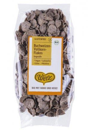 Glutenfreie Buchweizen-Flakes - in Bio-Qualität
