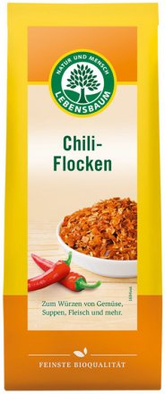 Chili-Flocken