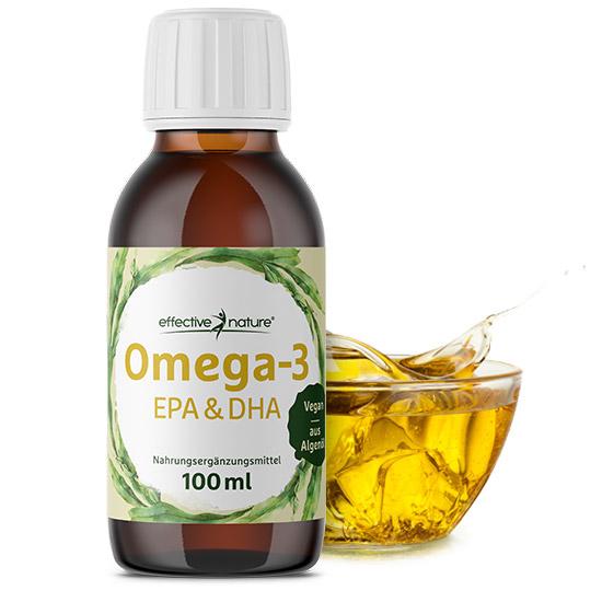 EPA und DHA Öl aus Algenöl