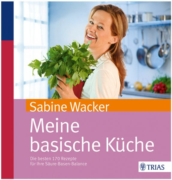 Meine basische Küche - Buch