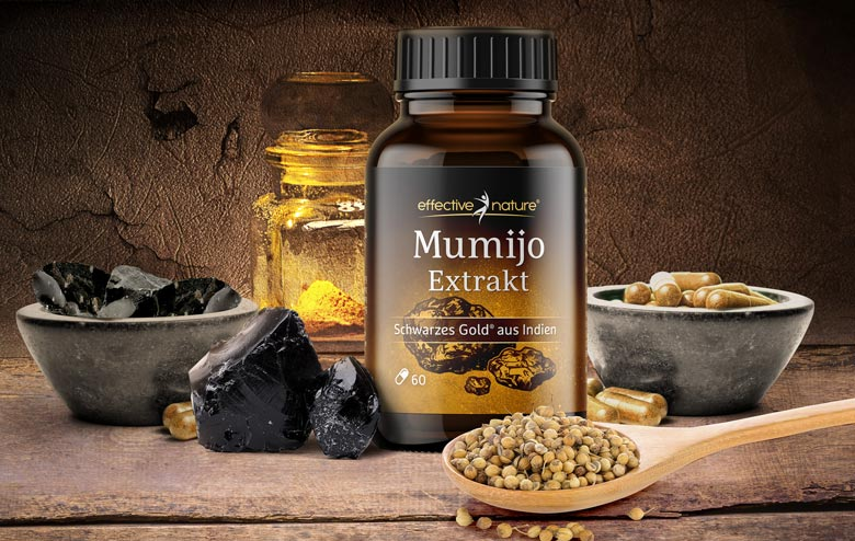 Product image mumijo extract from effective nature