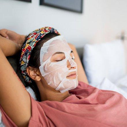 Gesichtsmaske Reinigung - 25 ml