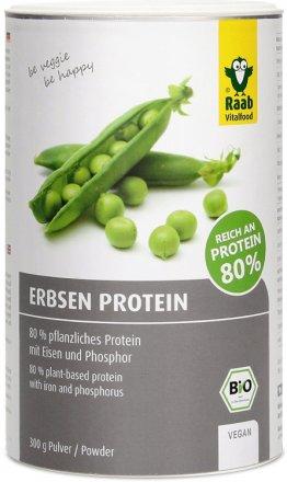Erbsen Protein Pulver - Bio