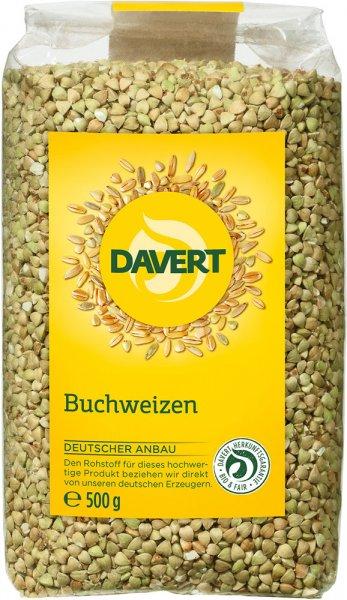 Buchweizen aus Deutschland - Bio - 500g