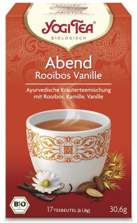 Yogi Tea Abend Rooibos Vanille - Bio - 30.6g