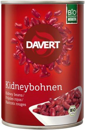 Kidneybohnen in Bio-Qualität
