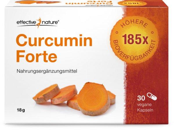 Curcumin Forte Kapseln