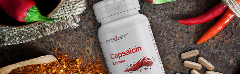 Capsaicin von effective nature