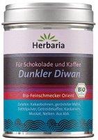 Dunkler Diwan - für Schokolade und Kaffee