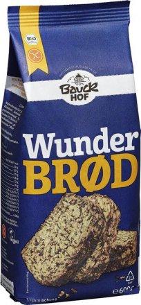 Wunderbrod - Bio - Bauck Hof - 600g