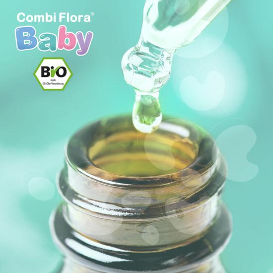 Leicht dosierbar - Combi Flora Baby