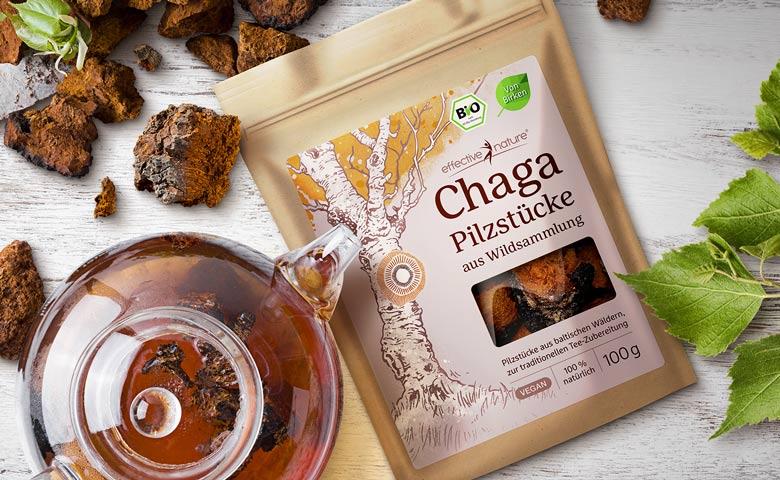 Chaga - von effective nature
