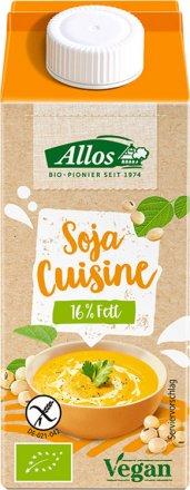 Soja Cuisine - die Sahne-Alternative zum Kochen
