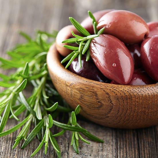 Kalamata Oliven naturale