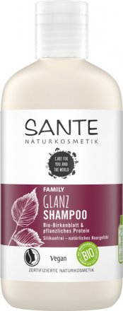Family Glanz Shampoo - SANTE