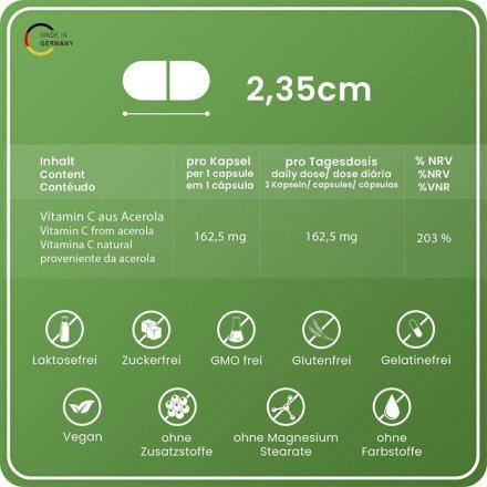 Vitamin C mit Quercetin