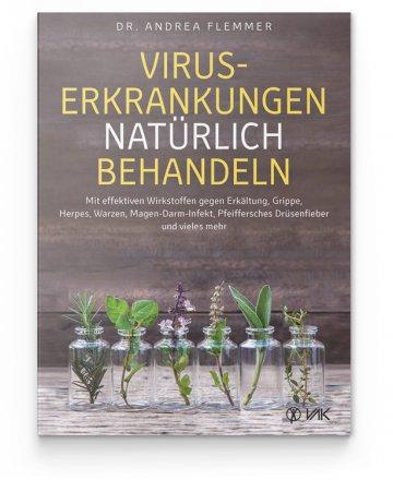 Viruserkrankungen natürlich behandeln - Buch