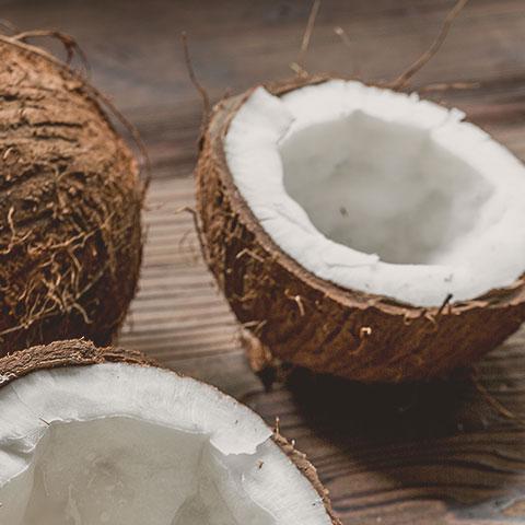 Kokosfett - rein pflanzlich und frei von Zusatzstoffen