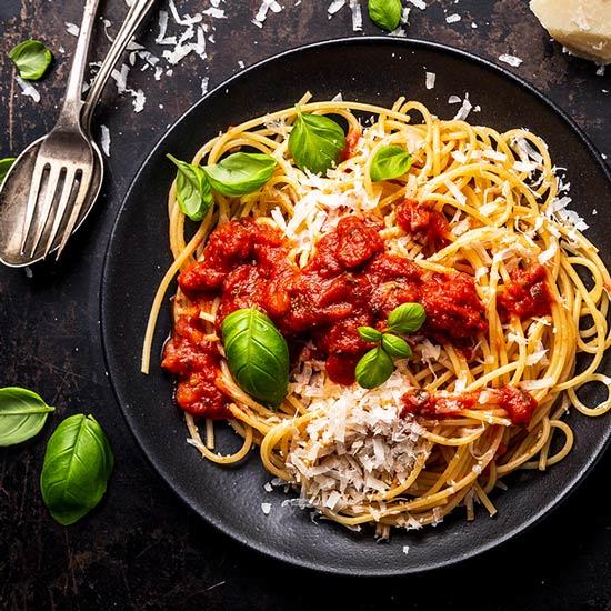Mais-Spaghetti