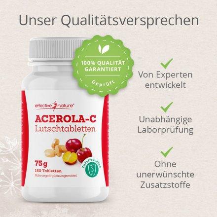 Acerola-C Lutschtabletten